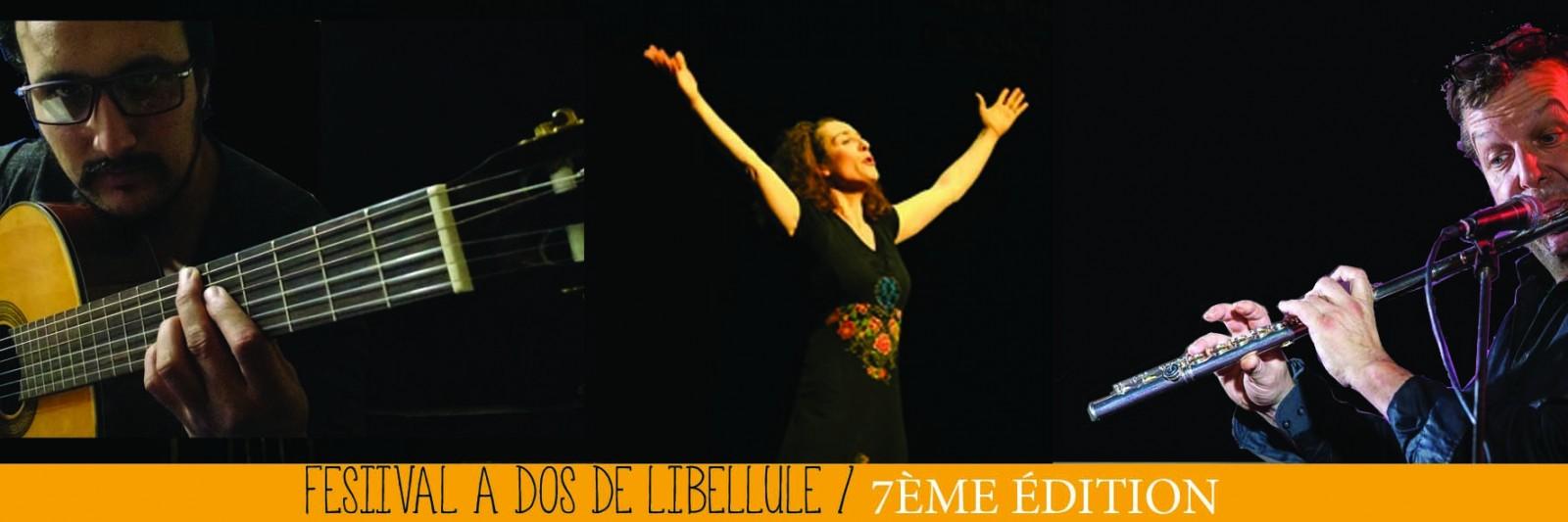 Festival A Dos de Libellule Edition 2017